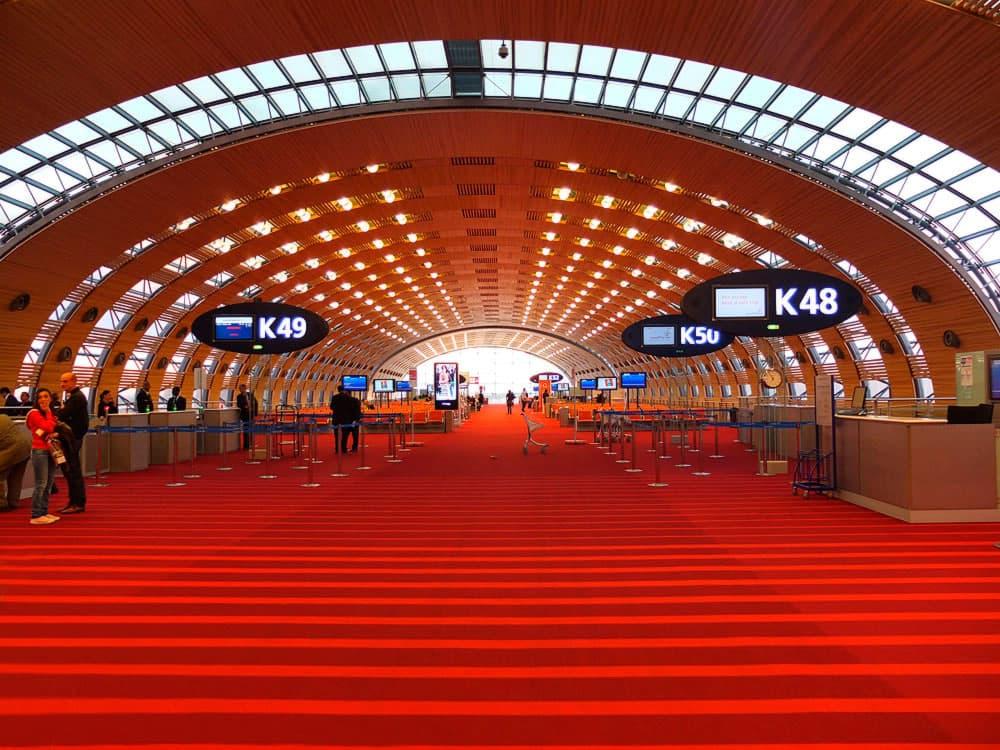Paris_airport