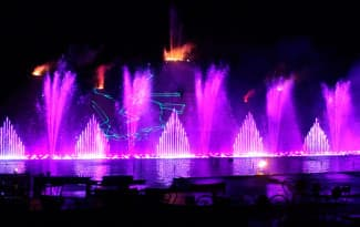31-Waterfall-show-Protaras