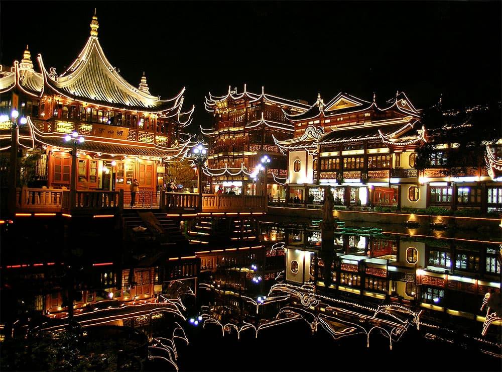 32-YuiYuan-Garden-Night-view