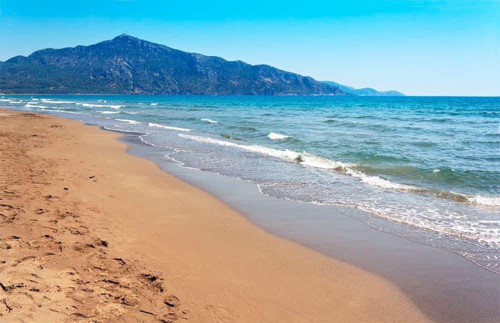 Dalaman-beach