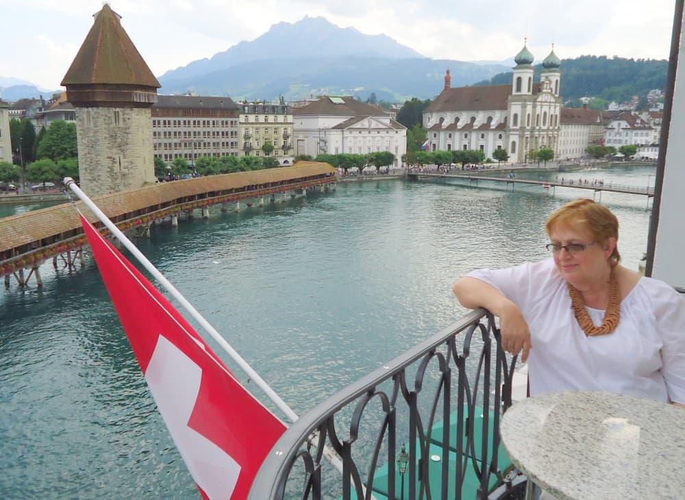 Швейцария Люцерн фото