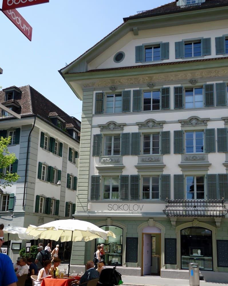 Швейцария Люцерн