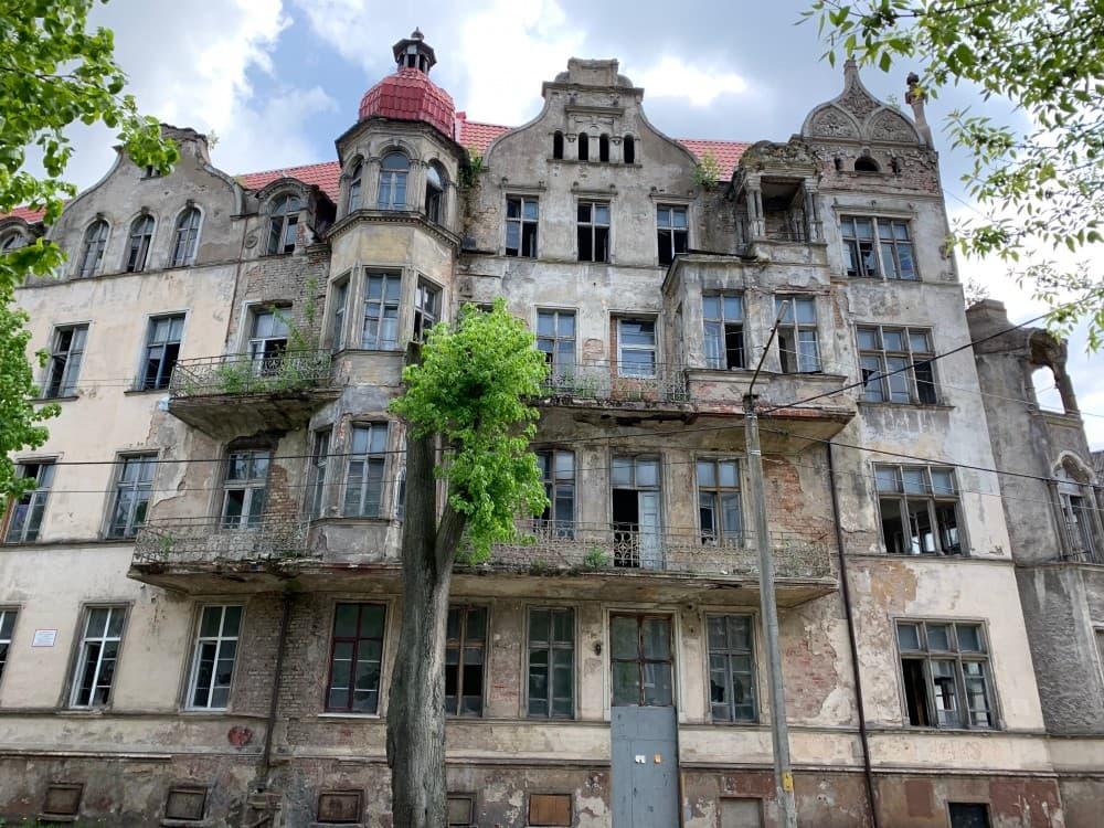 Родной дом Мюллер-Шталя