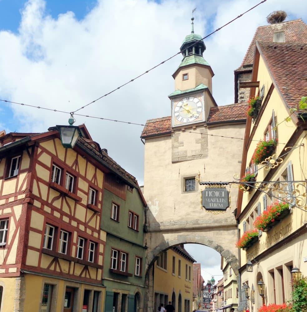 Ротенбург-на-Таубере Германия