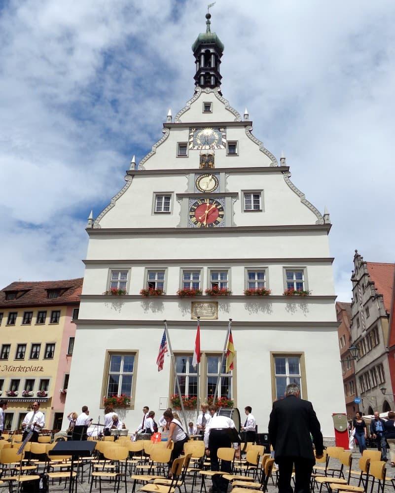 Ротенбург Германия фото