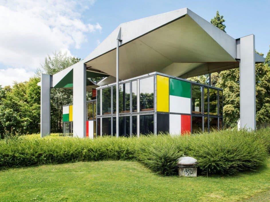Zuerich Le Corbusier Pavillion