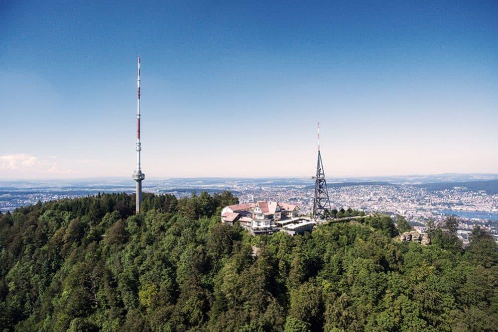 Фото Цюриха