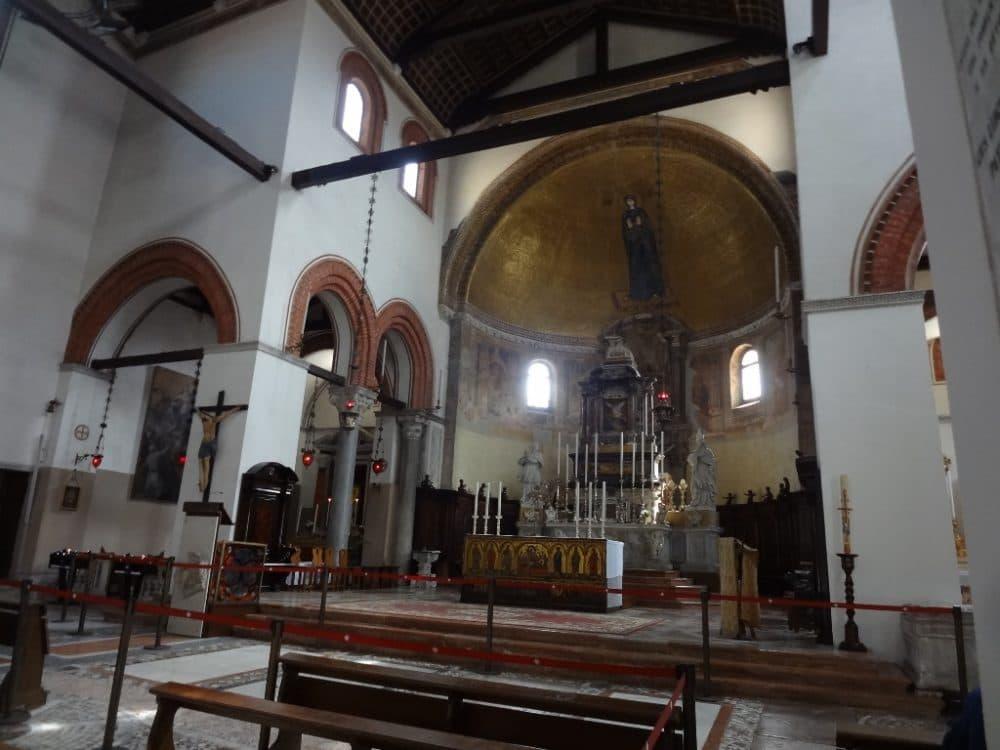 Остров Мурано церковь