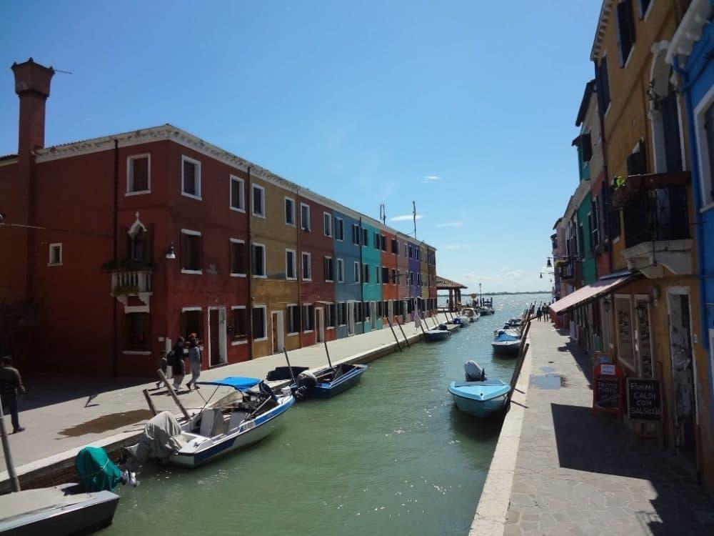 Венеция остров Бурано