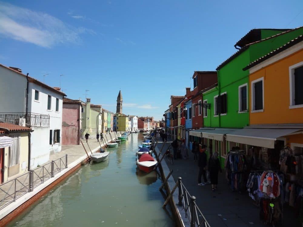 Остров Бурано Венеция достопримечательности