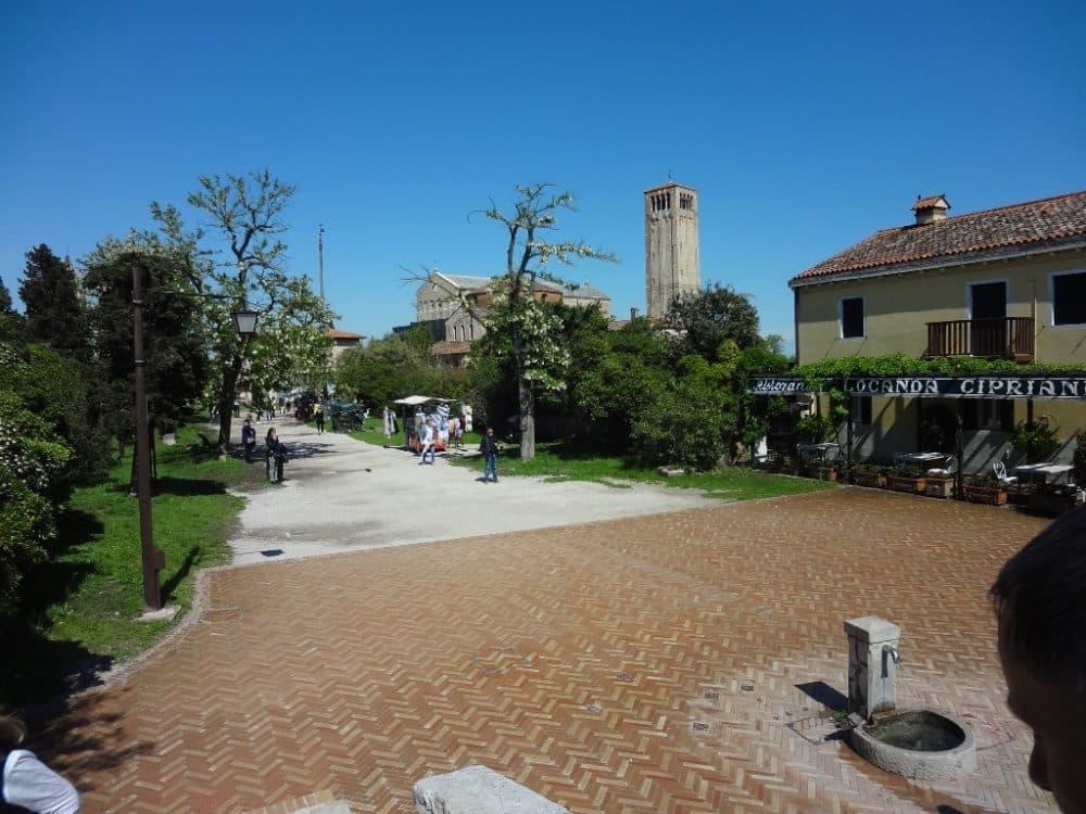 Torcello island Venice