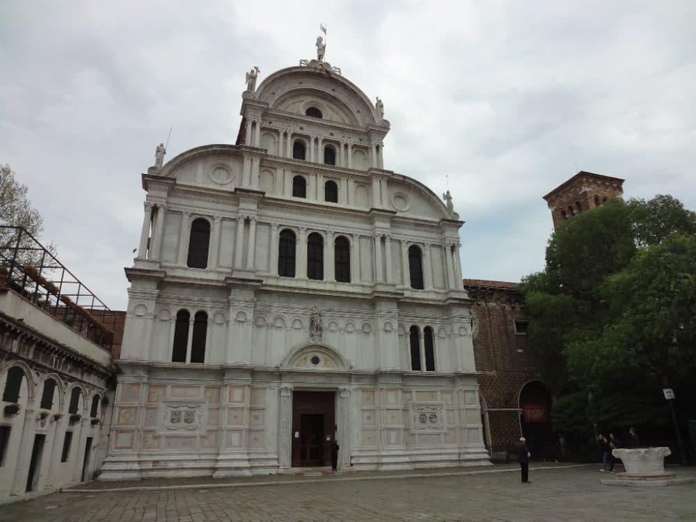 Церковь Сан-Заккария Венеция