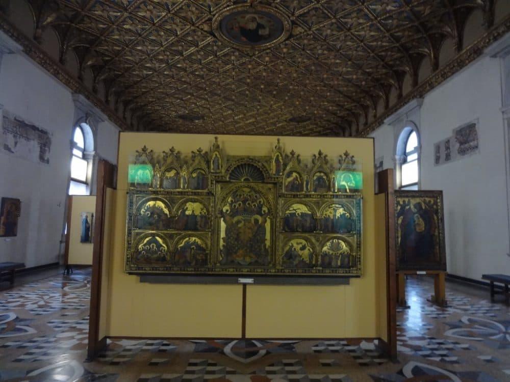 Венеция художественный музей