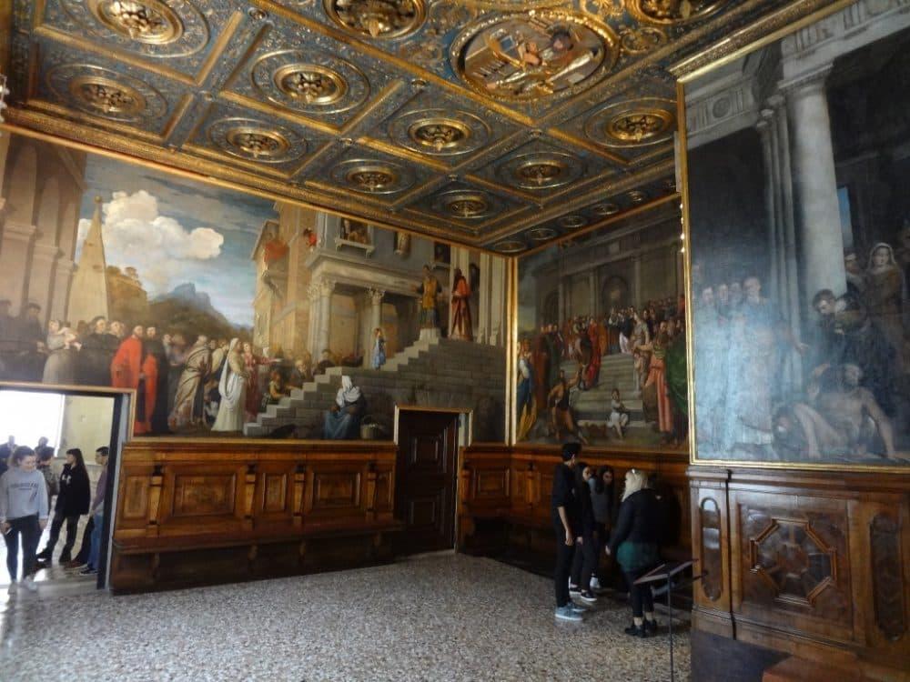 Художественный музей Венеция