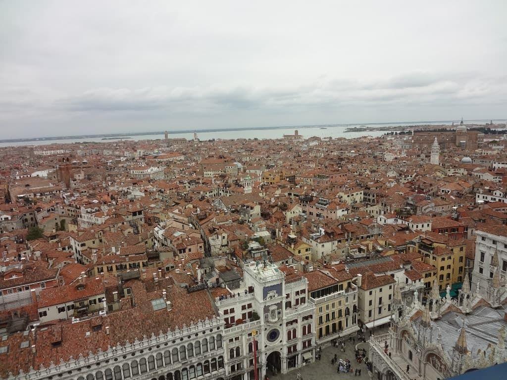 Венеция красивый вид