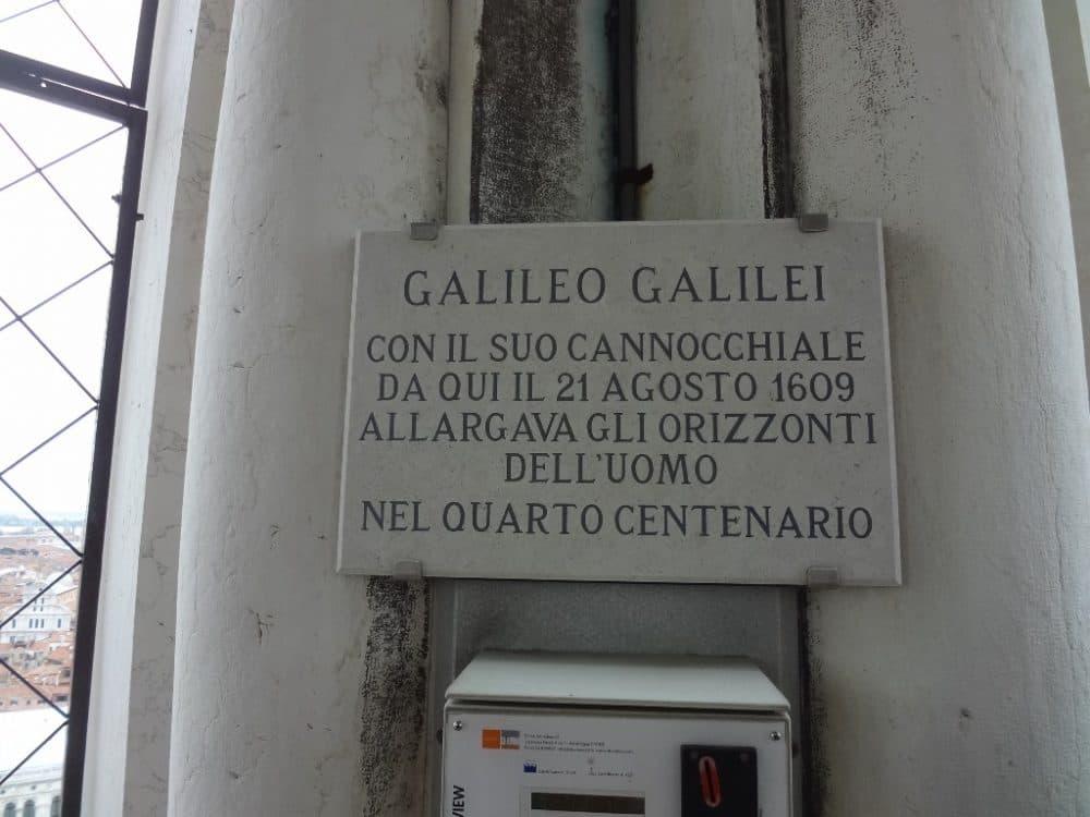 Венеция Галилео Галилей