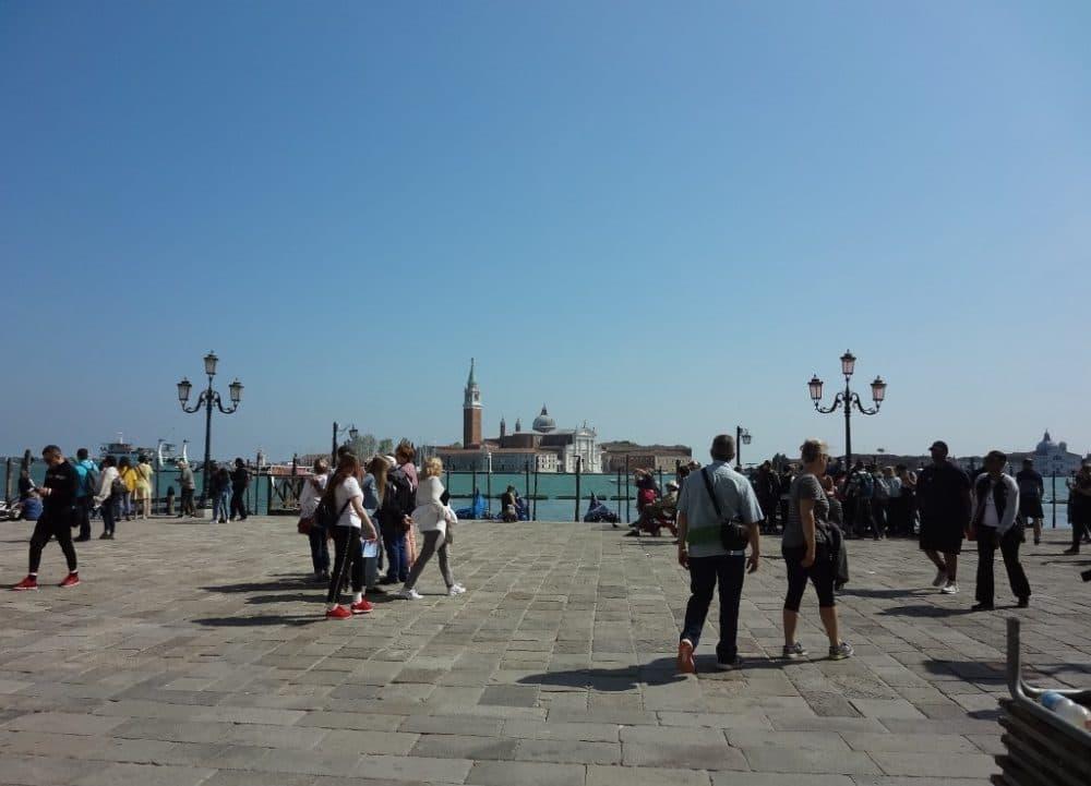 Венеция Славянская набережная