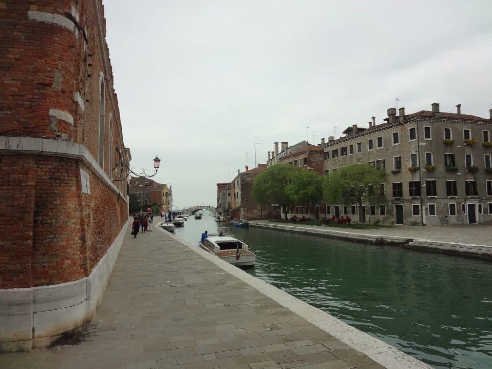 Арсенал Венеция фото