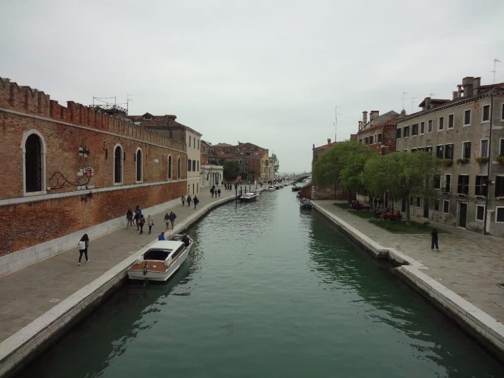 Венеция арсенал фото