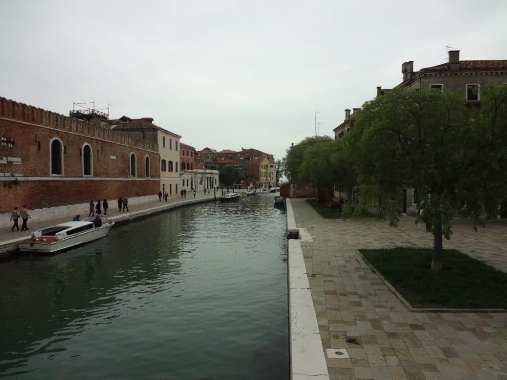Фото Венеция арсенал