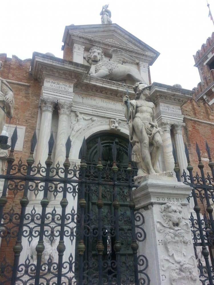 Venice arsenal