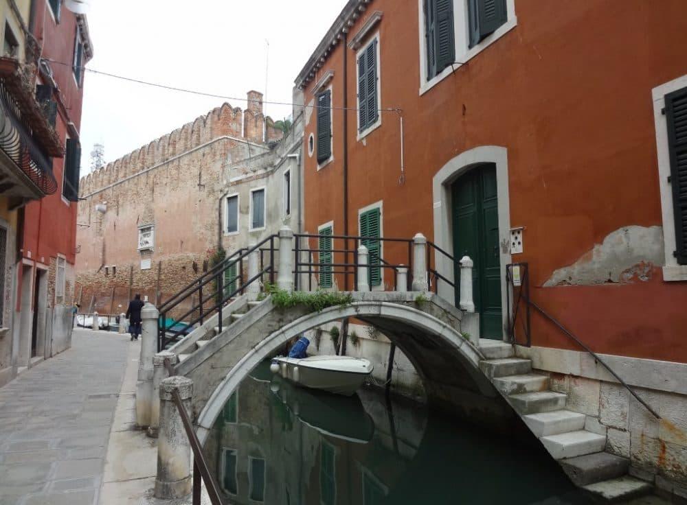 Венеция Арсенал история