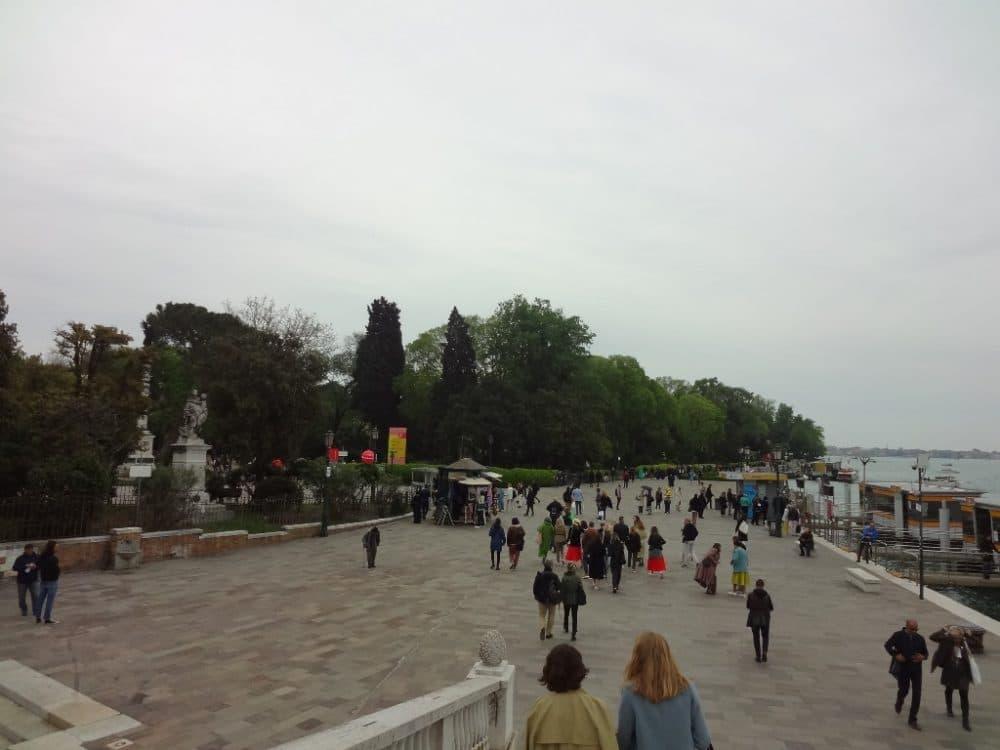 Венеция народные сады