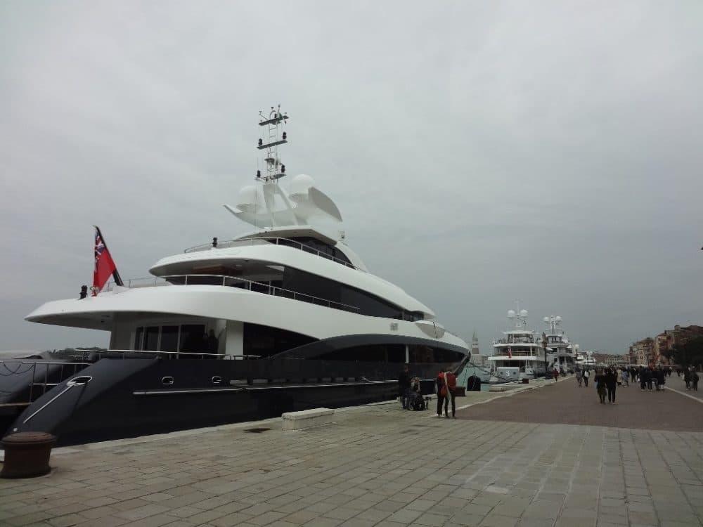 Venice yachts
