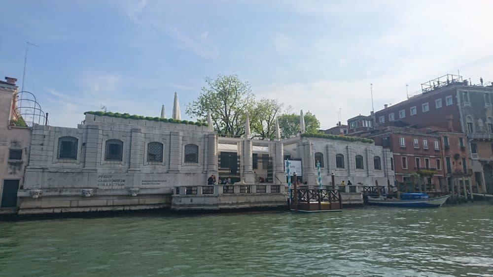 Венеция музей Пегги Гуггенхайм