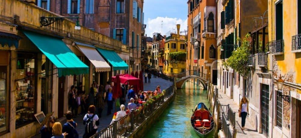 Шопинг в Венеции