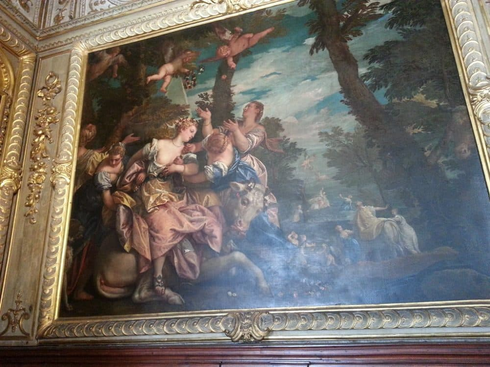 Venice Palace Doges paintings