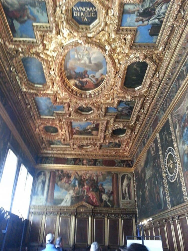 Venice Palace Doges