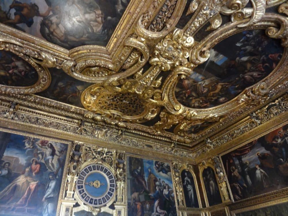 Венеция Дворец дожей фото внутри