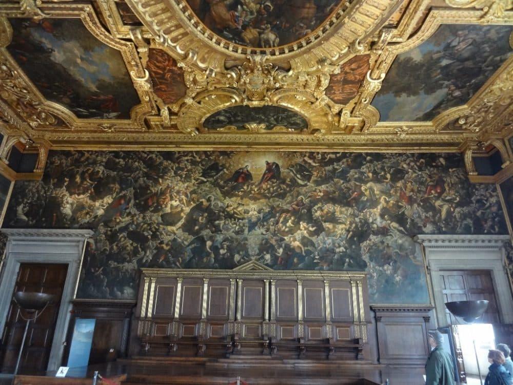 Venice Palace Doges Paradise