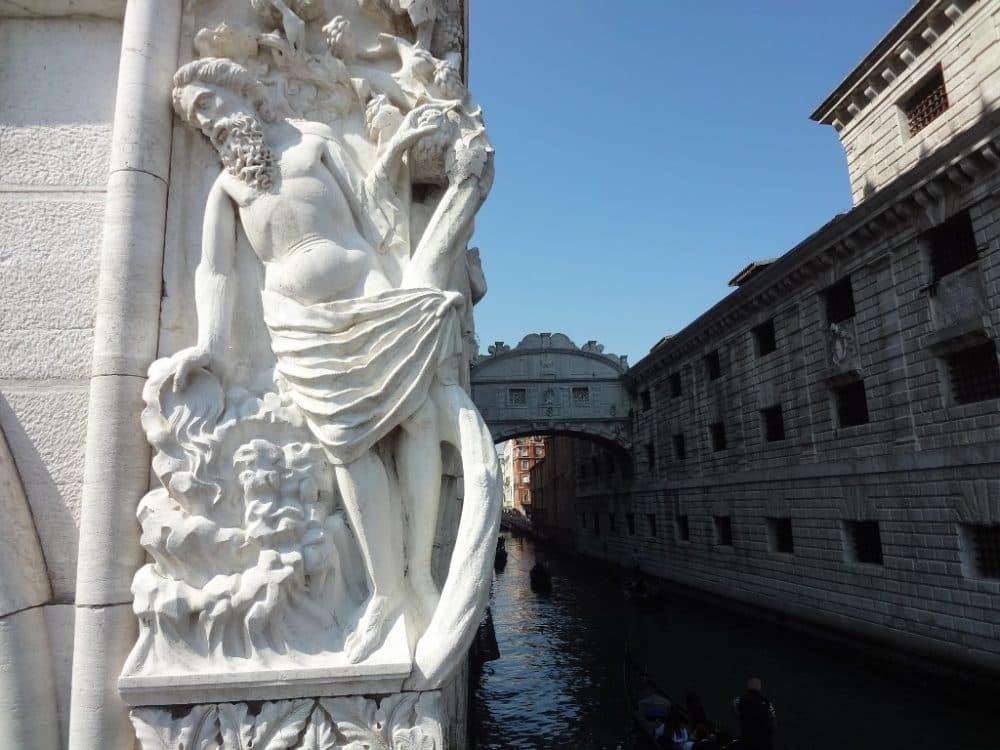 Венеция тюрьма