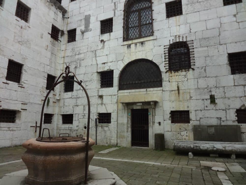 Венеция Новая тюрьма