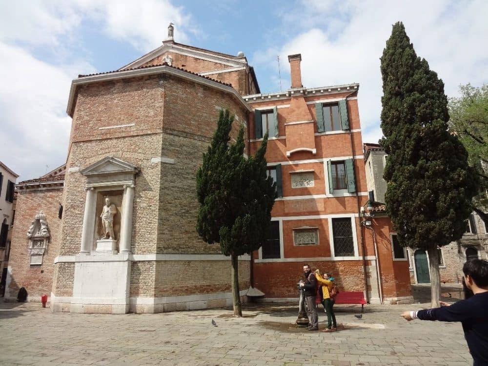 Venice San Polo Church