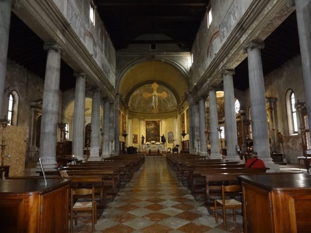 Венеция церковь Сан-Поло