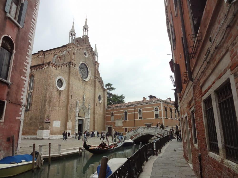 Basilica dei Frari Venezia