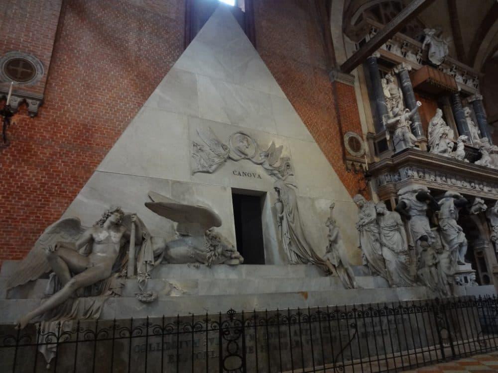 Венеция собор Санта-Мария Глориоза деи Фрари фото