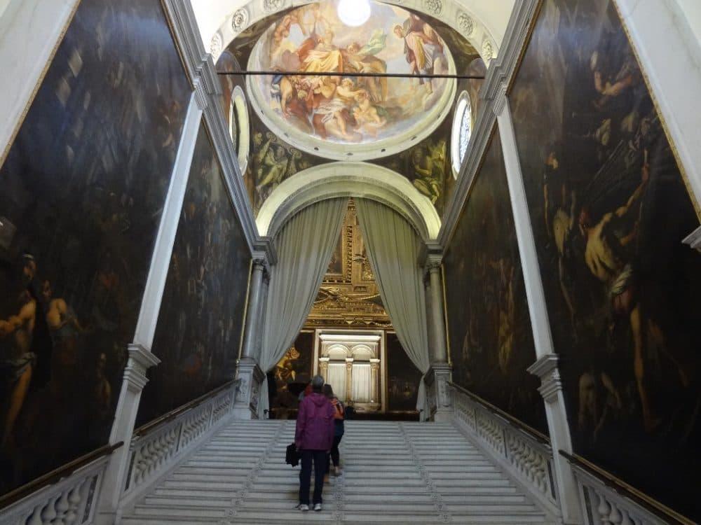 Venezia Scuola San Rocco