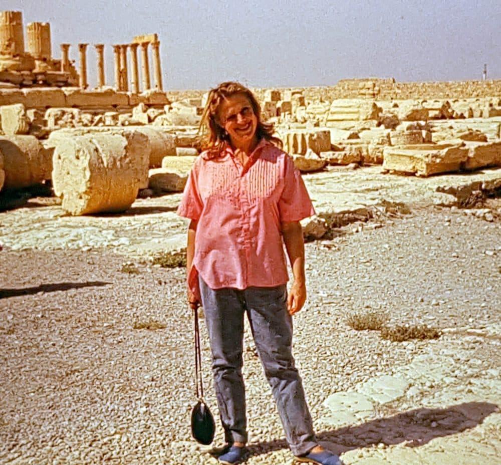 Пальмира Сирия фото