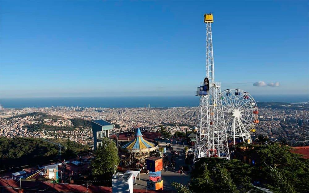 Барселона Тибидабо