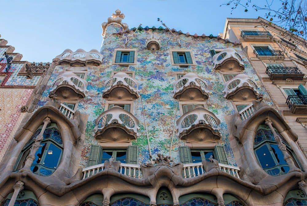 Дом Батльо Барселона