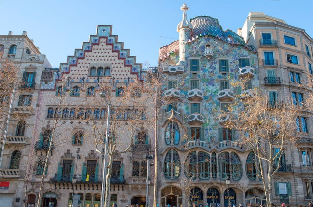 Дом Аматльер Барселона