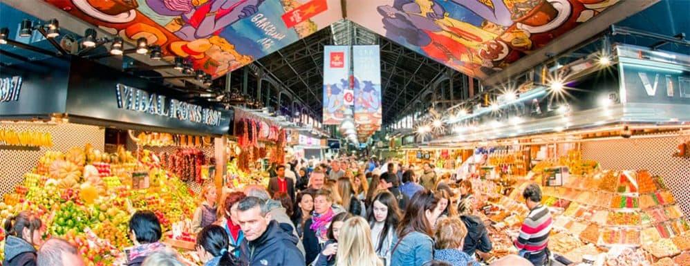 Рынок Барселона