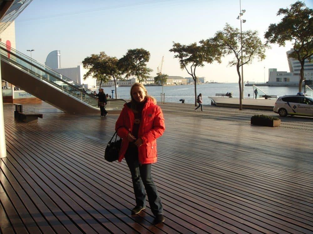 Барселона Старый порт