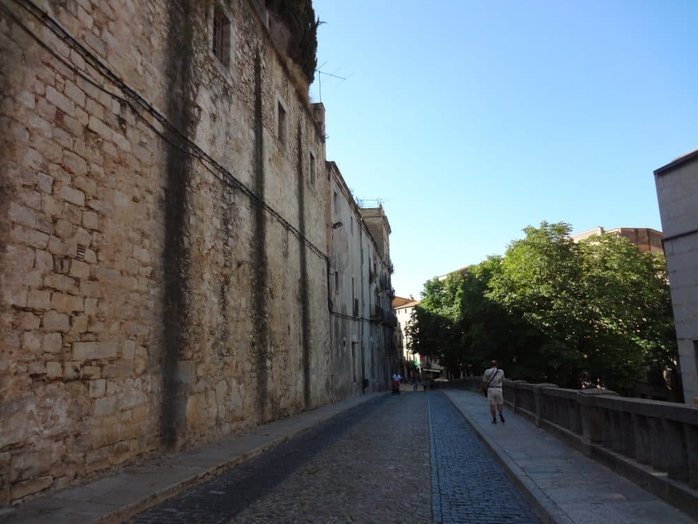 Старый город Жироны
