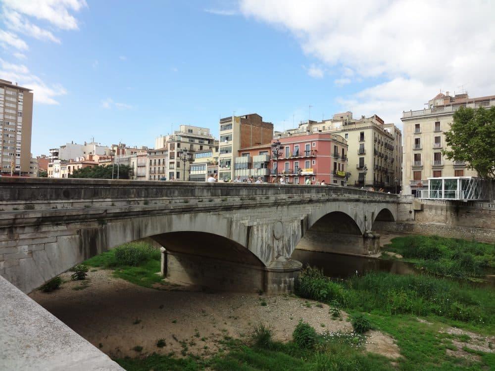 Жирона мосты фото