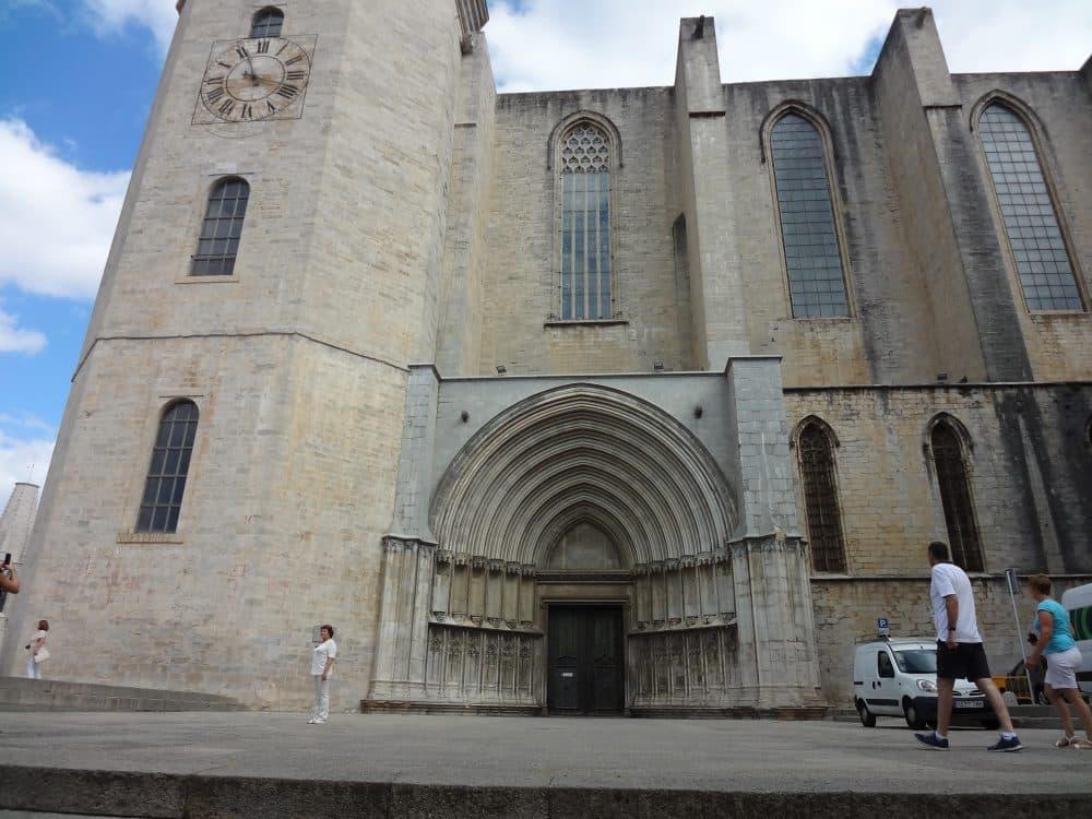 Жирона кафедральный собор
